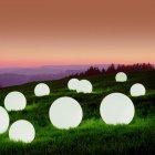 LED RGB Leuchtkugel Ø30cm