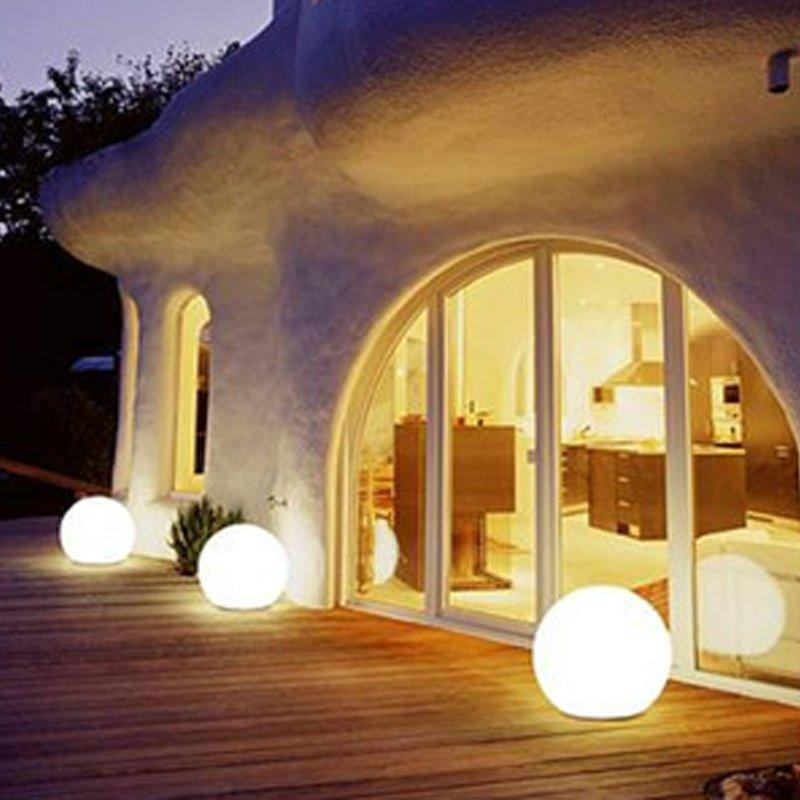 LED RGB Leuchtkugel Ø50cm